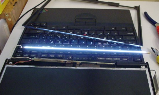 Как сделать подсветку экрана на ноутбуке - Perfect-women.ru